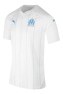 Camisa Olympique De Marseille Oficial 2019 Fotos Reais