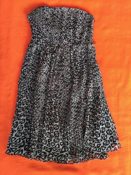 Vestido De Dama Corto Casual Importado Talla M