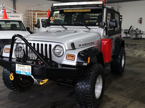 Jeep Rubicon Std Aire 4x4