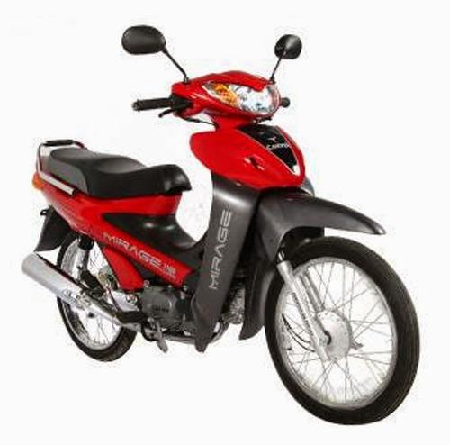Moto Corven Mirage 110cc. 0km 2021! Super Todo Motos Belen