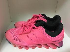 meet dfe49 4d069 Tênis Feminino Spring Blade adidas Pink 38