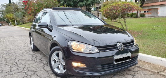 Golf 1.4 Tsi Turbo 2014 Blindado + Teto