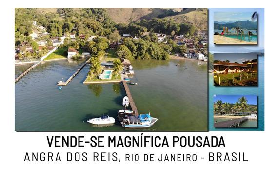 Vende-se Magnífica Pousada Em Angra Dos Reis Rio De Janeiro