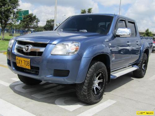 Mazda Bt-50 Mt 2.6 4x4