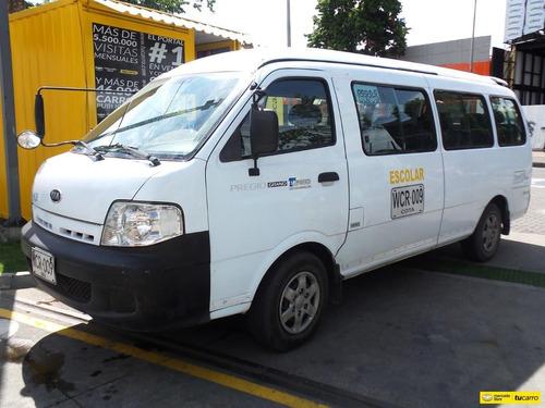 Microbus Kia Pregio Grand