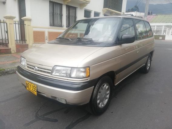 Mazda Mpv 1995 Gas Y Gasolina 1995