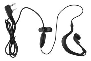 Fone Para Radio Comunicador Universal 2 Pinos Gp-78 Baofeng
