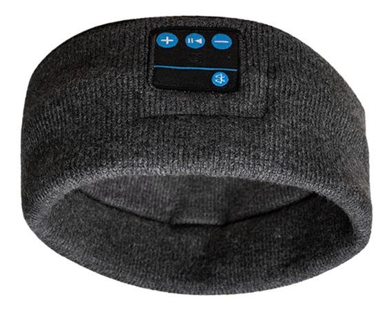 Faixa De Cabeça Com Fone De Ouvido Bluetooth