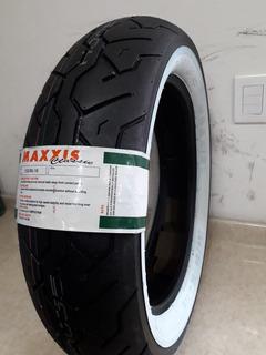 Llantas Maxxis Cara Blanca 150/80-16 + 130/90-16 M-6011r No Usan Cámara