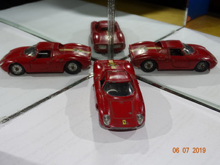 Mercury Made In Italy Ferrari 1/43 B999