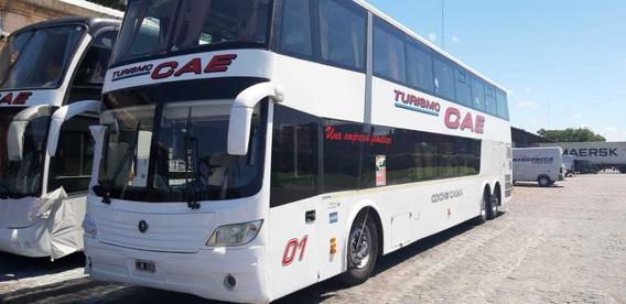 Omnibus Doble Piso Sania 380 Cama 2010 (cnrt)