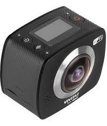Camera 360 Graus Vivitar Dvr 988hd 4k (gopro 360)
