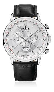 Reloj Edox Les Bémonts 105013ain Hombre