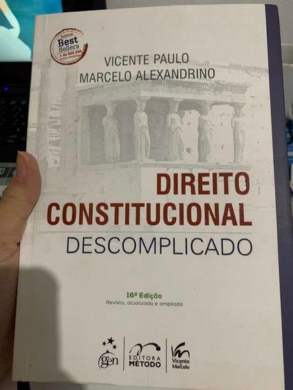 Direito Constitucional E Administrativo Descomplicado