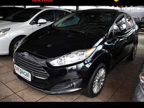 Ford Fiesta Titanium Sedan 1.6 16v