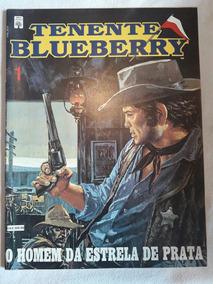 Tenente Blueberry Número 0,1 E 2 Em Ótimo Estado