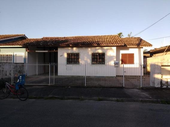 Casa Em São Sebastião, Palhoça/sc De 100m² 2 Quartos À Venda Por R$ 250.000,00 - Ca186516