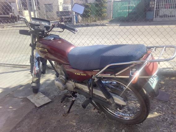 Venta De Moto Honda Tool 125,motor En Buen Estado.