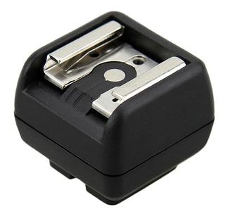 Zapata Cliente Jsc-2 Hot Shoe Cable Nikon Canon Sony