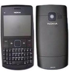 Carcaça Celular Nokia X2-01