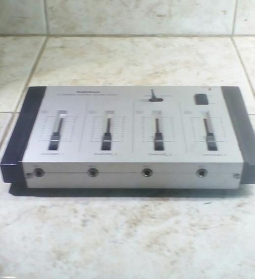 Mezclador De Audio 4 Entradas