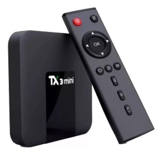 Conversor Smart Tv 2gb Ram 16gb Rom