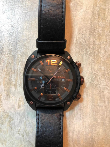 Relógio Diesel Original Excelente Estado E Na Caixa