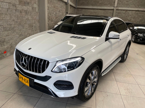 Mercedes-benz Clase Gle Coupe 350 D 4matic Amg