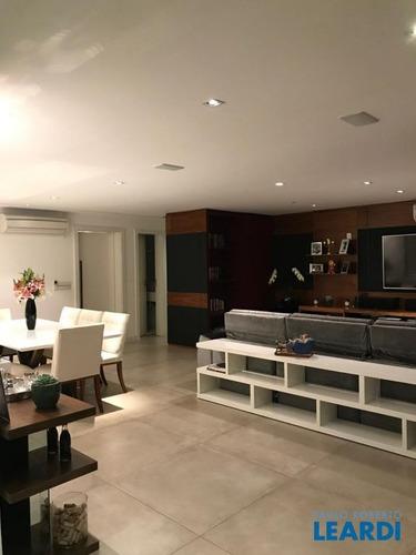 Imagem 1 de 15 de Apartamento - Vila Romana  - Sp - 605206