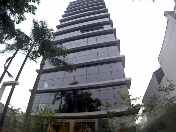 Maravilhosa Sala À Venda, 42 M², Com Excelente Localização - Vila Guiomar - Santo André - 54811