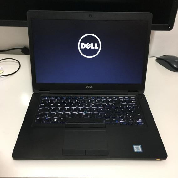 Notebook Dell Latitude 5480 I5 7ª 8gb Ssd 256gb