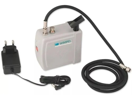 Mini Compressor De Ar Comp-3  P/ Aerografo - Wimpel Bivolt