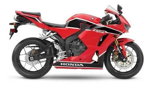 Honda Cbr 600 Rr Pista 0km Deportiva 999 Motos R6