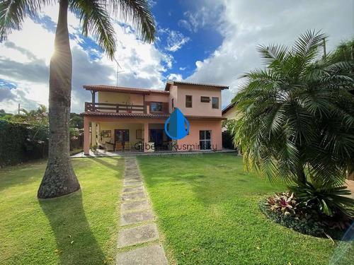 Imagem 1 de 15 de Casa Com 4d (2sts) Linda, Gourmet, Home-office, Hóspedes! Venda R$1.490.000 - 3489