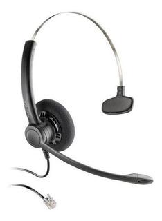 Vincha Plantronics Sp11 Para Teléfonos De Mesa
