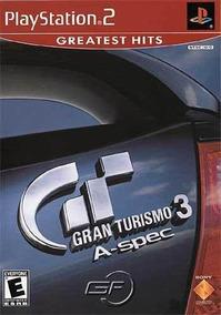 Gran Turismo 3 - Ps2 Patch Leia Anúnc