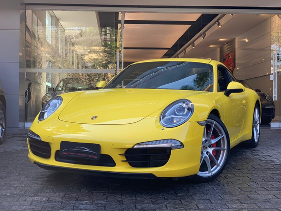 911 Carrera S 3.8 Coupe