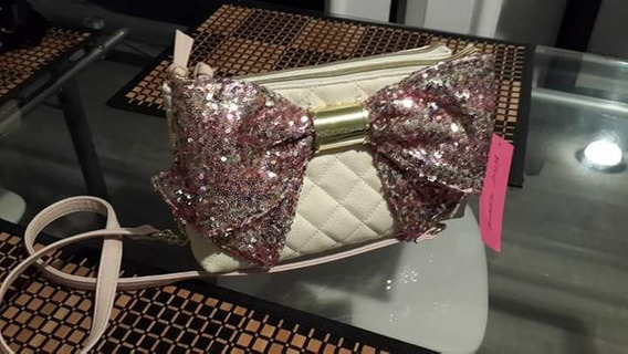 Cartera Betsey Johnson Importada Original