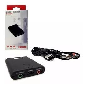Transmissor Bluetooth Som Tv Para Fone Bluetooth + Receptor