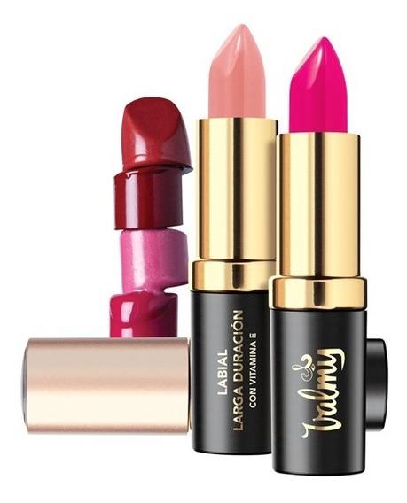 Labial Larga Duración Valmy Maquillaje