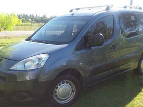 Peugeot Partner 1.6 Rural 5 Pasajeros