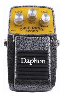 Overdrive Daphon E20-od - Pedal De Efecto