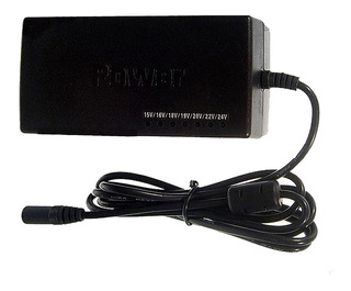 Fuente Universal Para Notebook 12-24v My-120w- Tech Phone