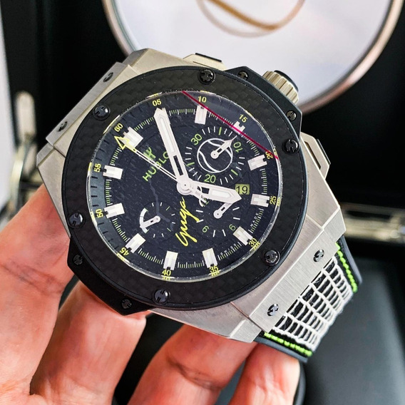 Hublot King Power Guga Limited Edition Completo