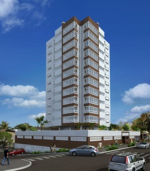 Apartamento Residencial Para Venda, Centro, Canoas - Ap7035. - Ap7035-inc