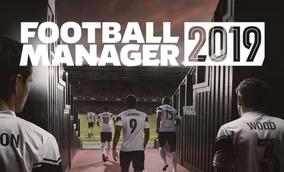 Football Manager 2019 + Logos, Faces + Códigos No Seu Email