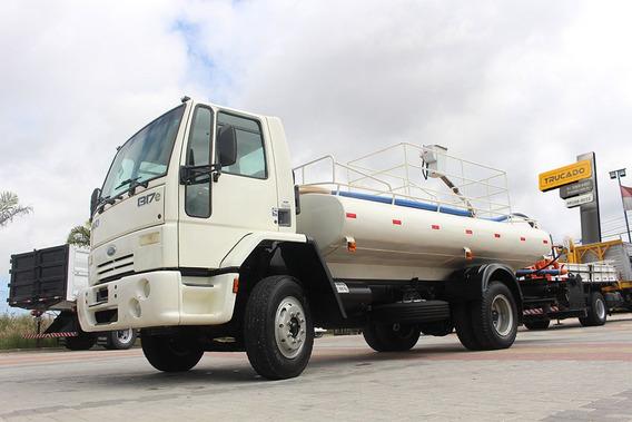 Cargo 1317 Toco Pipa 2007 Tanque = 15180 1519 1317 13190
