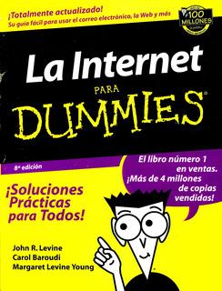 La Internet Para Dummies 8/ed - John R. Levine / St
