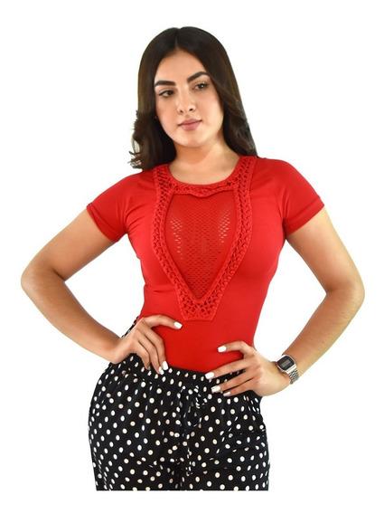 Blusas Blusa Dama De Moda Ropa Mujer Calidad Colores Diseños Modelos -01