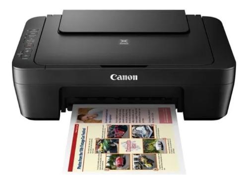 Impresora Multifuncional Color Canon Pimax E471 Scanner Wifi